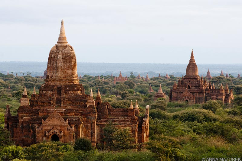 Where to go in Southeast Asia: Bagan