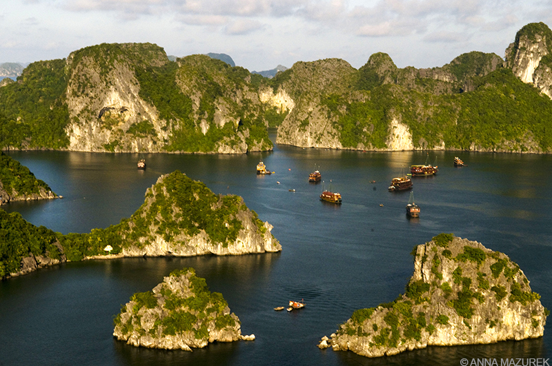 Where to go in Southeast Asia: Ha Long Bay, Vietnam