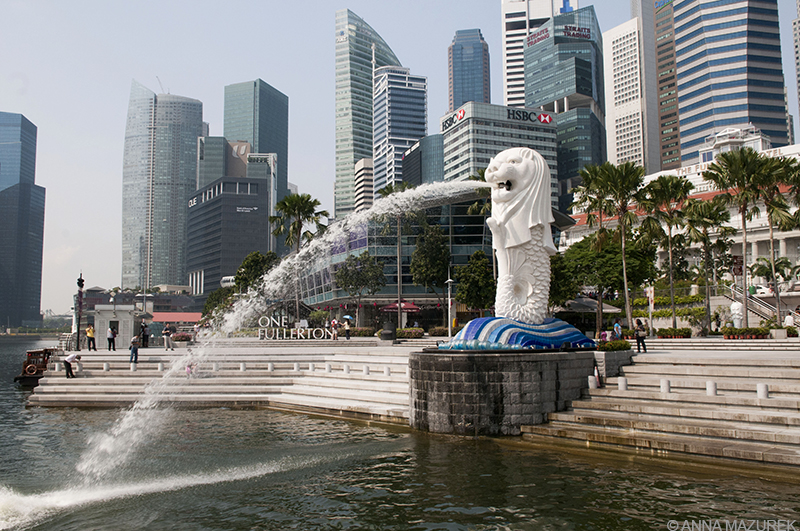 Where to go to in Southeast Asia - Singapore