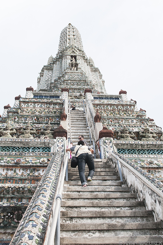 Photo Guide to Thailand: Bangkok's Wat Arun