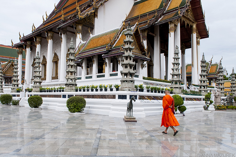 Photo Guide to Thailand: Bangkok's Wat Suthat