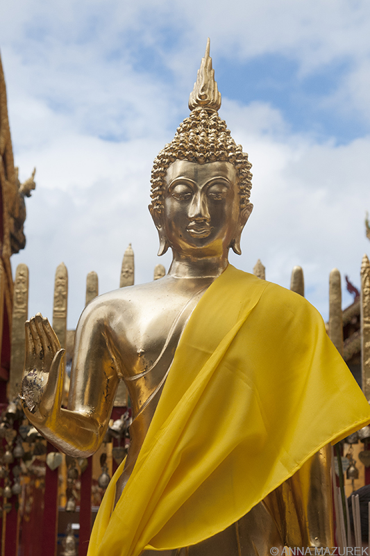 Thailand Photo Guide: Wat Phra That Doi Suthep, Chiang Mai