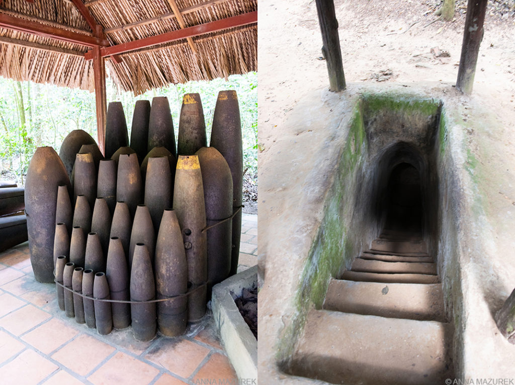 How To Get To The Cu Chi Tunnels Ben Douc By Public Bus