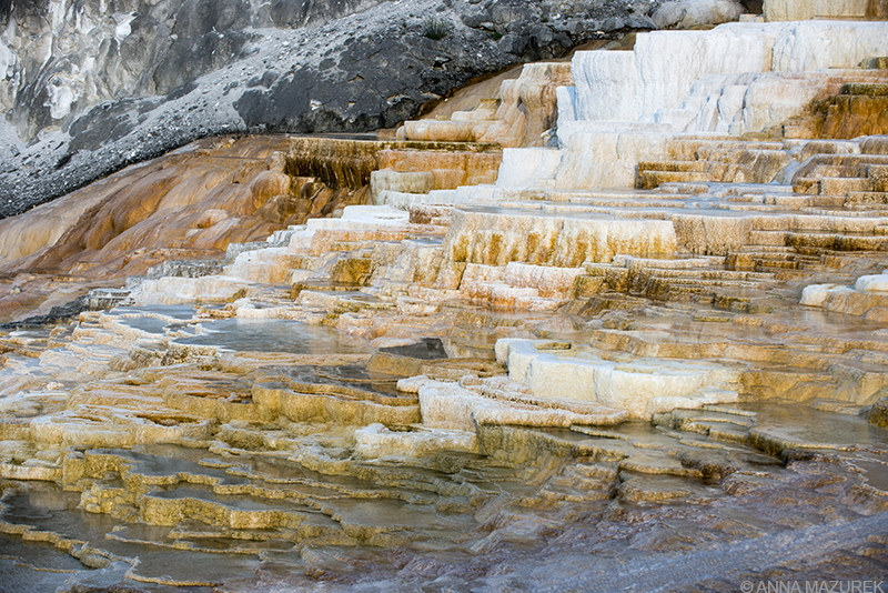 Yellowstone Photo Guide: Mammoth Hot Spring