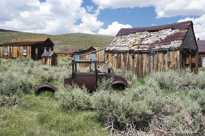 Guide to Bodie California Ghost Town