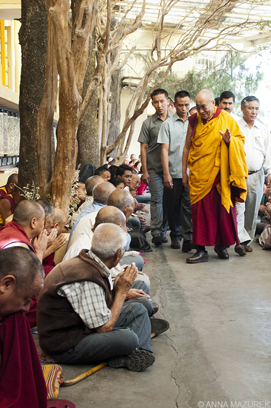 12 Places Not to Miss in India: Dalai Lama Teaching