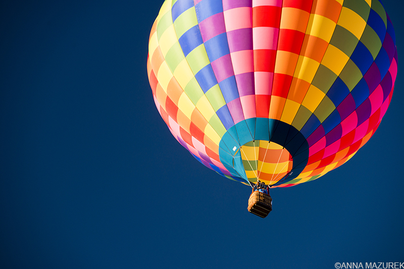 Best of 2017: Albuquerque Hot Air Balloon Fiesta