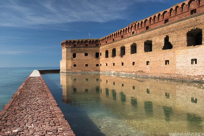 Best of 2017: Dry Tortuga's Fort Jefferson, Florida